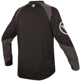 Endura MT500 Burner Bike Jersey Longsleeve Men black